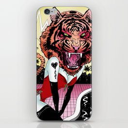Oh, Tiger! iPhone Skin