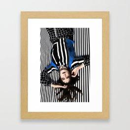 Dominance II Framed Art Print