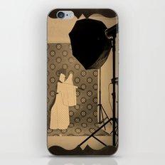 楽屋 iPhone & iPod Skin