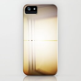 Double Time iPhone Case
