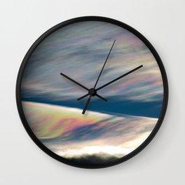Magic Clouds Wall Clock