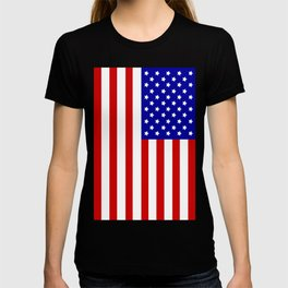 Original American flag T-shirt