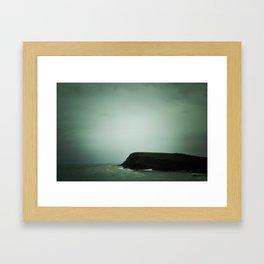Headland Framed Art Print