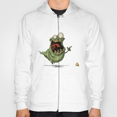 Slimer and his Peep Hoody