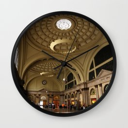 France Station Wall Clock