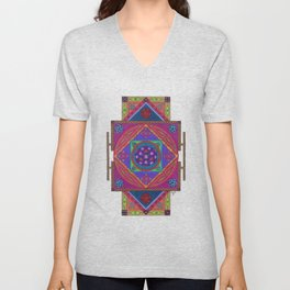 Just Another Roll of the Dice Unisex V-Neck