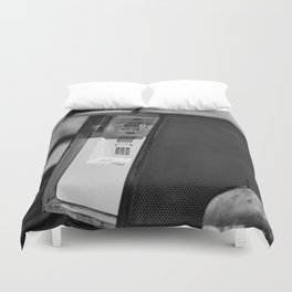 Simple Times 4 Duvet Cover