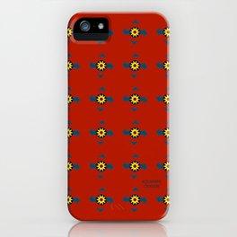 Sun in a Box iPhone Case
