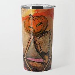Halloween Head: Monsters Travel Mug