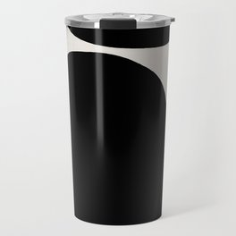Abstract Forms: Boulder Travel Mug