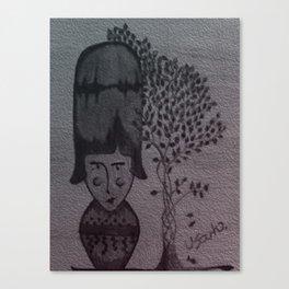 Willy Wonka Canvas Print