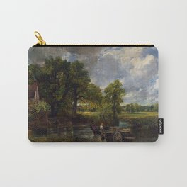 John Constable - The Hay Wain Carry-All Pouch