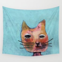 Smelly cat Wall Tapestry