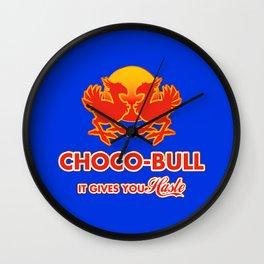 Final Fantasy VII - Choco-Bull Energy Drink Wall Clock