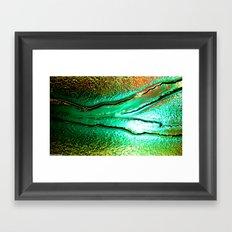 Microscopic part 2 Framed Art Print