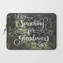 Searching for Glendower Laptop Sleeve