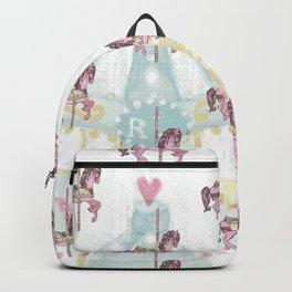 CAROUSEL Pop Art Backpack