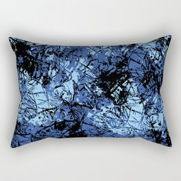 Abstract 7 Rectangular Pillow