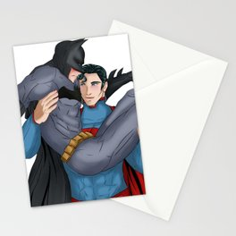 SuperBat - Up, Up, and NO Stationery Cards
