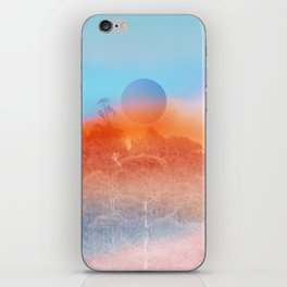 Landscape & gradients XX iPhone Skin