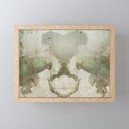 PARROT Framed Mini Art Print