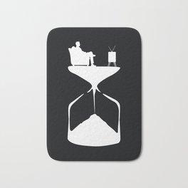 Hourglass Bath Mat
