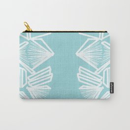 Bookworm - Blue Carry-All Pouch