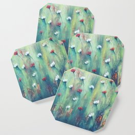 Dancing Field of Flowers Coaster
