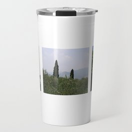Italian landscape view Travel Mug