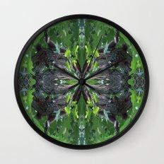 Nature's Twists # 17 Wall Clock