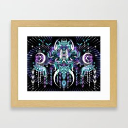 Mr Di Luna Framed Art Print