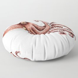 Octopus (Octopus vulgaris) Floor Pillow