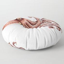 Octopus (Octopus vulgaris) Floor Pillow