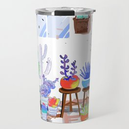 My Little Garden - illustration 2 Travel Mug