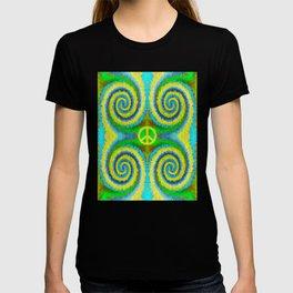 Peace Koru T-shirt