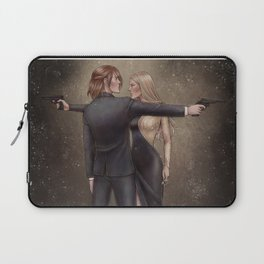 All That Glitters Is Not Gold Laptop Sleeve