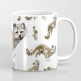Totem Andean cat (AGA) Coffee Mug