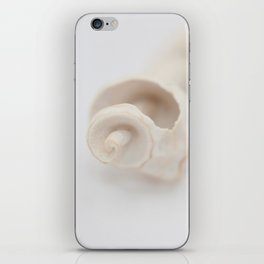 Os de coquillage iPhone Skin