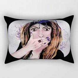 Phobia Rectangular Pillow