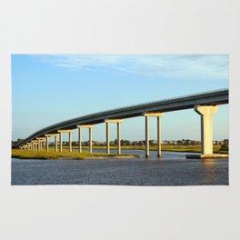 Bridge To The Sea Rug