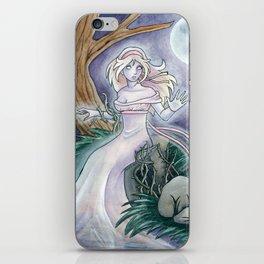 The Wild Rose iPhone Skin