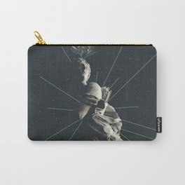 Marbled Dignity Carry-All Pouch