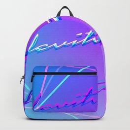Levitating Backpack
