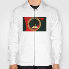 Guitar Sound Hole Hoody