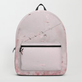 Birds on a wire II Backpack