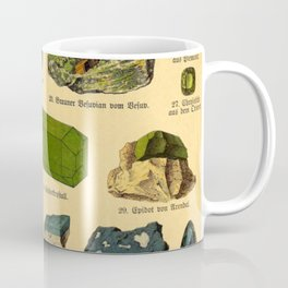 Antique Minerals Coffee Mug