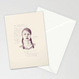 Sliding Doors Stationery Cards