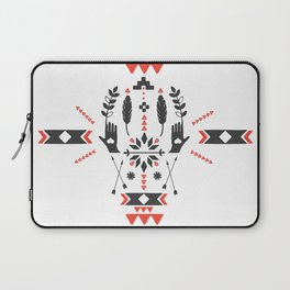 Norwegian Folk Graphic Laptop Sleeve