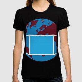 Vector art T-shirt
