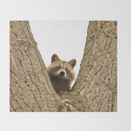 Slingshot Candidate Throw Blanket